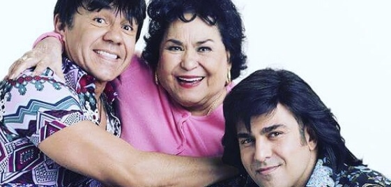 Los Guapos Y Derbez Dominan Audiencia Dominical Y Superan A Realitys De Cocina Latinshow News Nosotros los guapos | las estrellas tv. los guapos y derbez dominan audiencia
